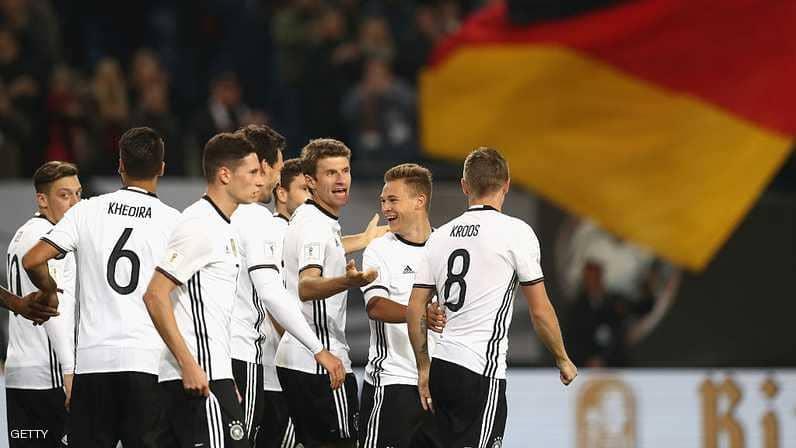 صورة المانيا ترصد مكافأة كبيرة للفوز بمونديال 2018