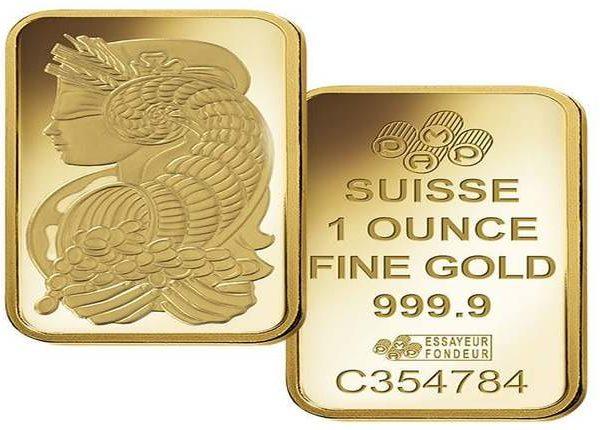 الذهب الحقيقي و المغشوش