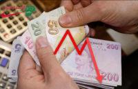 انخفاض الليرة التركية