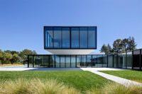 قصر من زجاج