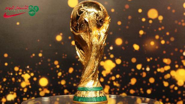 صورة جدول مباريات كأس العالم 2018