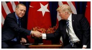 العلاقات السياسية التركية 2019