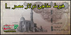 هذه اسباب انخفاض الدولار في مصر