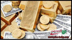تاثير الدولار على الذهب في السعودية