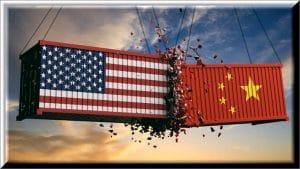 الحرب التجارية العالمية الصينية الامريكية