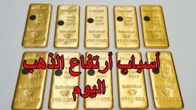 صورة لماذا ارتفع الذهب مجدداً اليوم