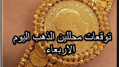 صورة توقعات محللين الذهب اليوم الاربعاء 25/11/2020