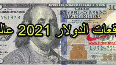 صورة توقعات سعر الدولار 2021